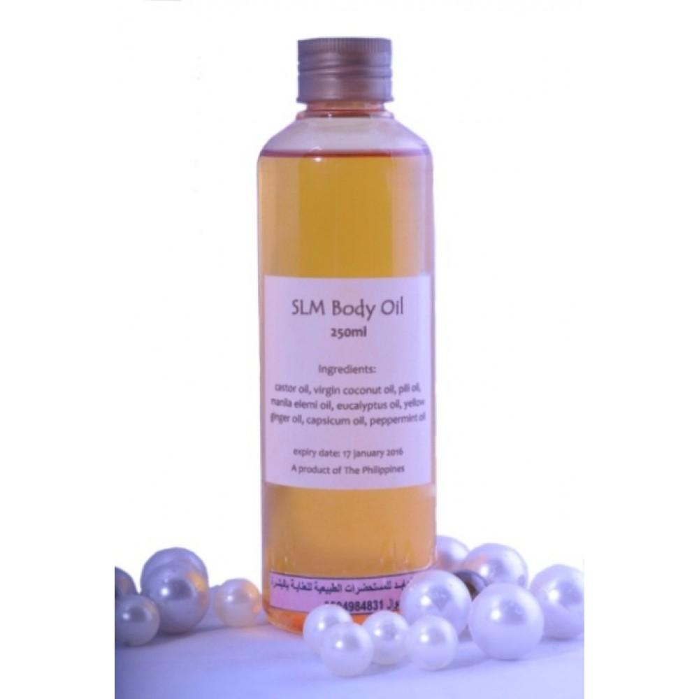Caster Slim Body Oil