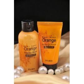 Real Real Orange Powder Wash