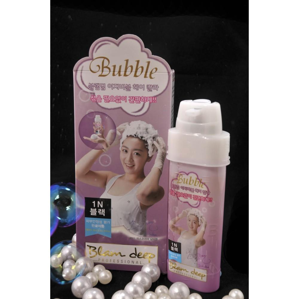 Bubble Hair Color
