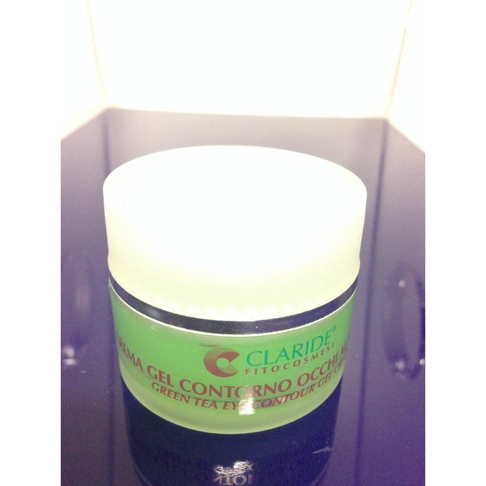 Green Tee Eay Contour Gel Cream