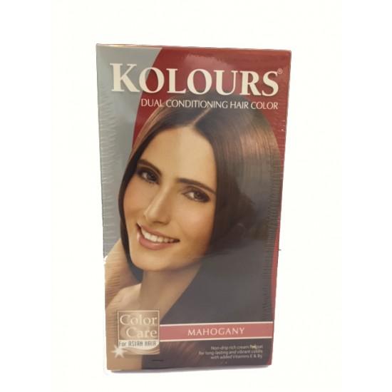 Mahogany Natural Hair dyes