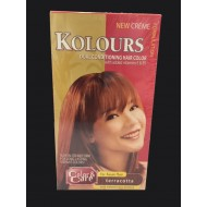 Terracotta Natural Hair dyes