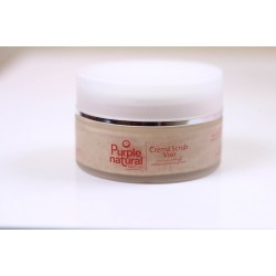 FACIAL CREAM SCRUB ANTI - OXIDANT