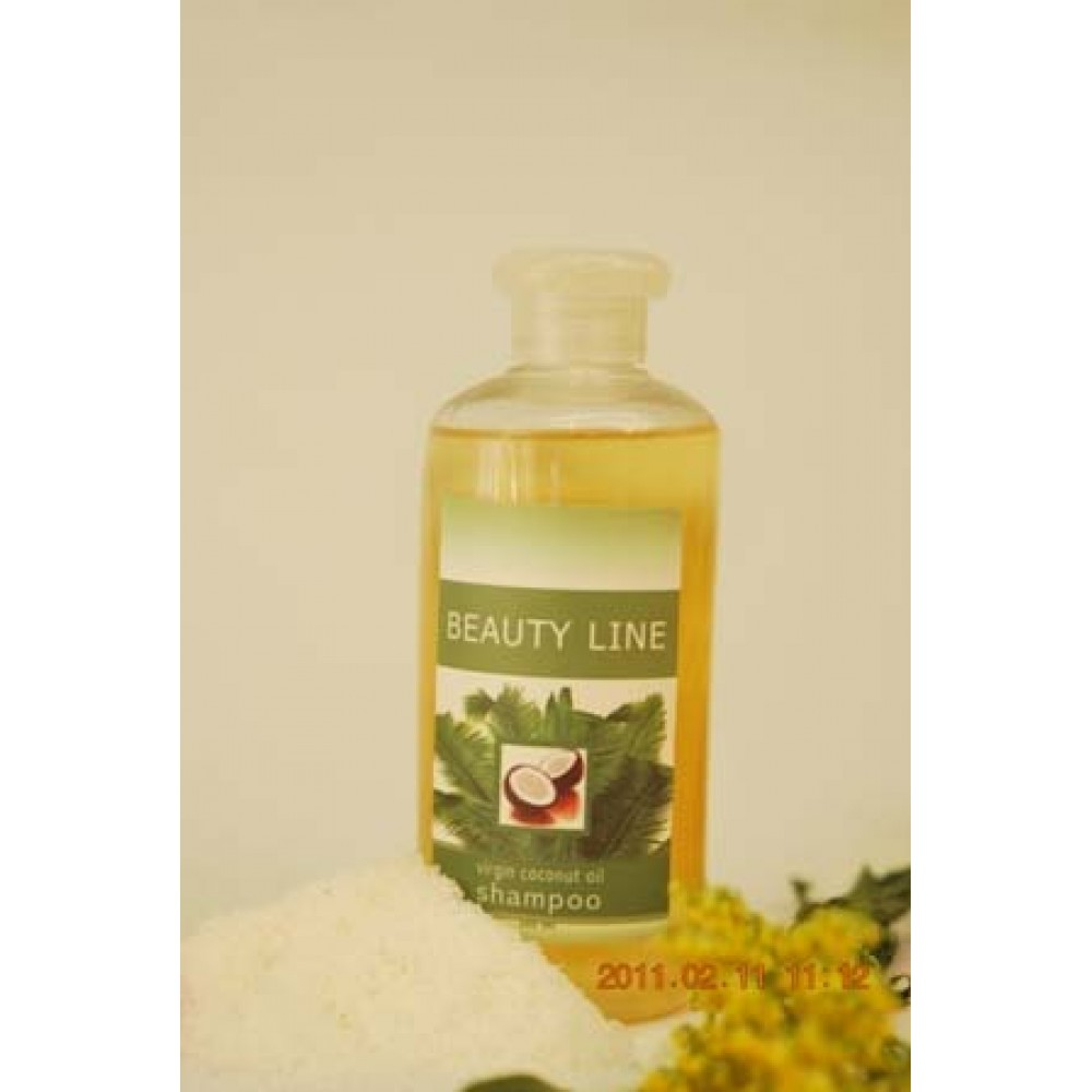 Beauty Line Virgin Coconut Oil Shampoo